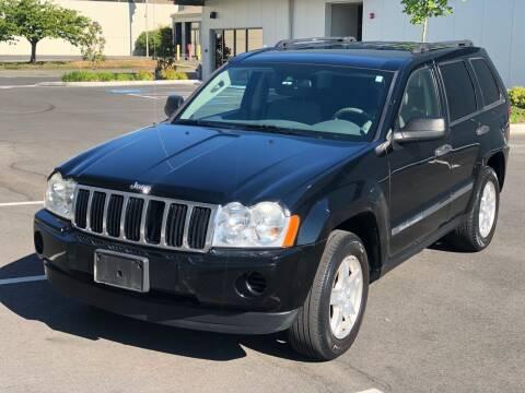 2006 Jeep Grand Cherokee for sale at Washington Auto Sales in Tacoma WA