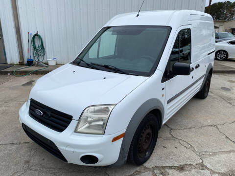 2011 Ford Transit Connect for sale at Elite Motor Brokers in Austell GA