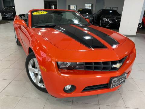 2011 Chevrolet Camaro for sale at Auto Mall of Springfield in Springfield IL