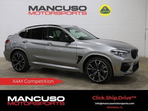 2020 BMW X4 M for sale at Mancuso Motorsports in Glenview IL