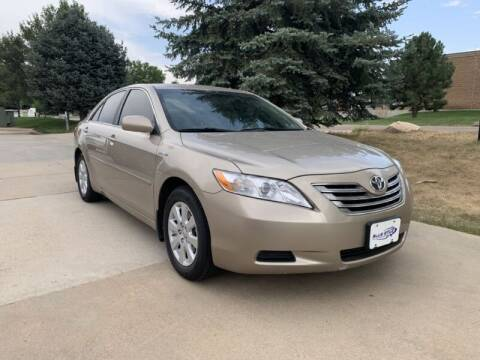 2007 Toyota Camry Hybrid for sale at Tobias of Blue Star Auto Group in Frederick CO