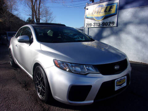 2013 Kia Forte Koup for sale at Circle Auto Center in Colorado Springs CO