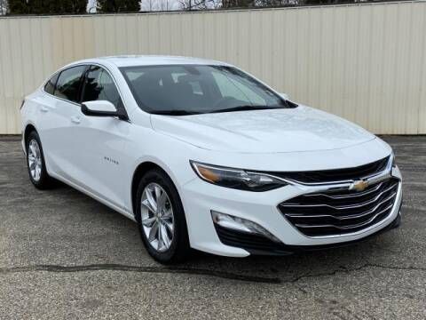 2019 Chevrolet Malibu for sale at Miller Auto Sales in Saint Louis MI