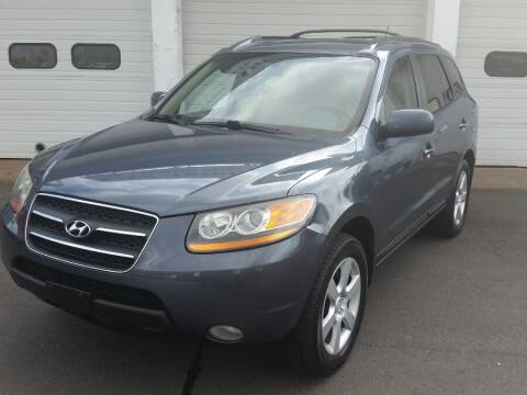 2009 Hyundai Santa Fe for sale at Action Automotive Inc in Berlin CT