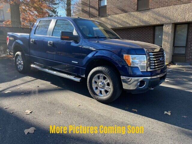 2011 Ford F-150 for sale at Warner Motors in East Orange NJ
