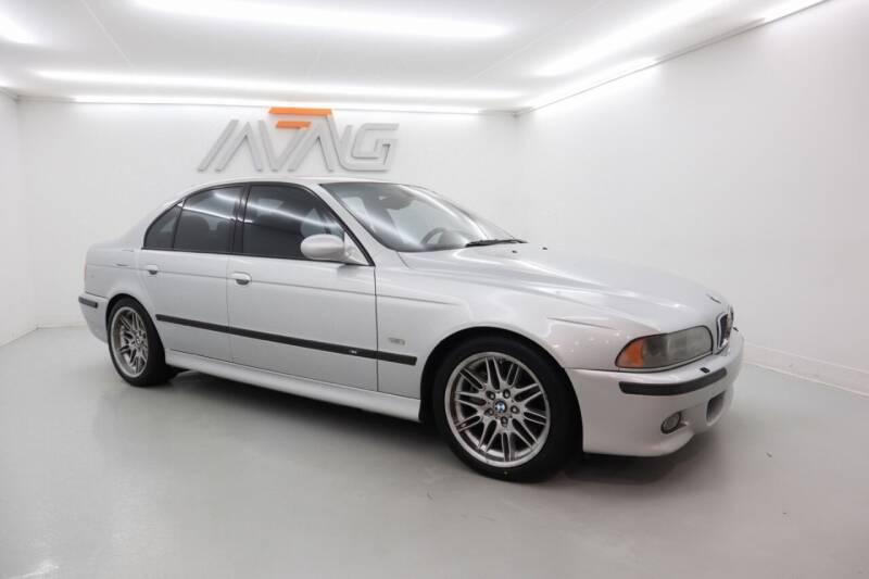 2003 BMW M5 for sale at Alta Auto Group LLC in Concord NC