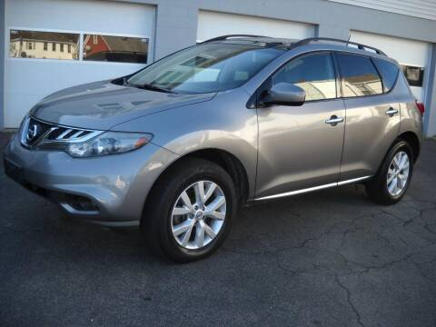 2011 Nissan Murano for sale at Best Wheels Imports in Johnston RI