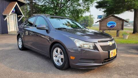 2011 Chevrolet Cruze for sale at Shores Auto in Lakeland Shores MN