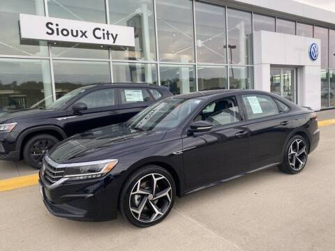 2020 Volkswagen Passat for sale at Jensen's Dealerships in Sioux City IA