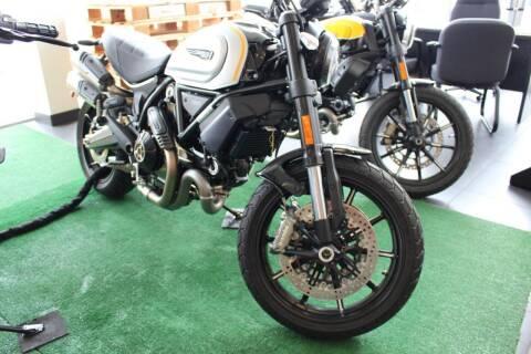 2020 Ducati Scrambler for sale at Peninsula Motor Vehicle Group in Oakville NY