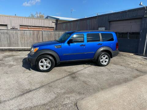 2007 Dodge Nitro for sale at Shooters Auto Sales in Fort Worth TX