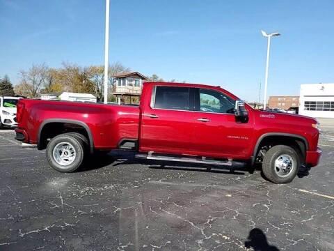 2021 Chevrolet Silverado 3500HD for sale at Hawk Chevrolet of Bridgeview in Bridgeview IL