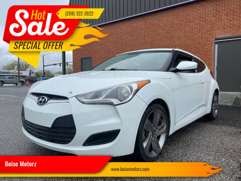 2012 Hyundai Veloster for sale at Boise Motorz in Boise ID
