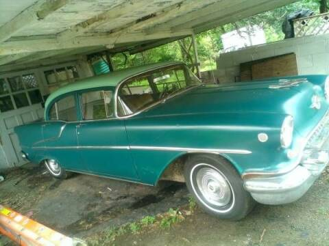 1955 Oldsmobile Supper 88 for sale at Haggle Me Classics in Hobart IN