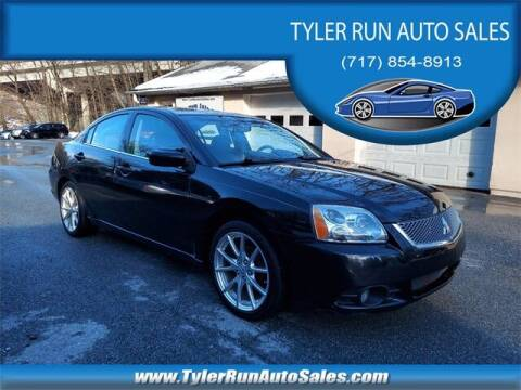 2012 Mitsubishi Galant for sale at Tyler Run Auto Sales in York PA