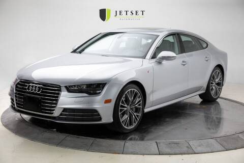 2016 Audi A7 for sale at Jetset Automotive in Cedar Rapids IA