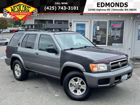 2004 Nissan Pathfinder for sale at West Coast Auto Works in Edmonds WA