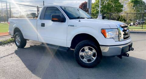 2009 Ford F-150 for sale at Maxima Auto Sales in Malden MA