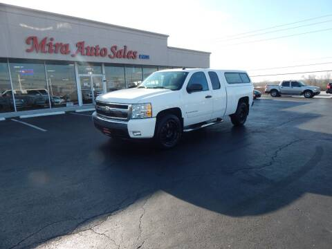 2008 Chevrolet Silverado 1500 for sale at Mira Auto Sales in Dayton OH