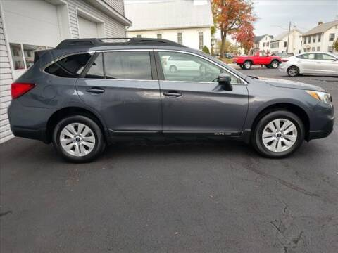 2015 Subaru Outback for sale at VILLAGE SERVICE CENTER in Penns Creek PA