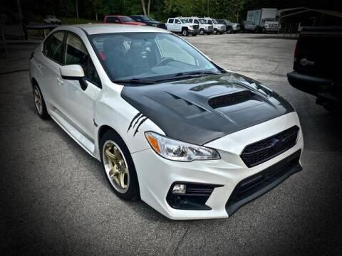 2020 Subaru WRX for sale at Carder Motors Inc in Bridgeport WV