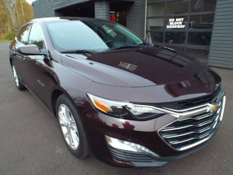2020 Chevrolet Malibu for sale at Carena Motors in Twinsburg OH