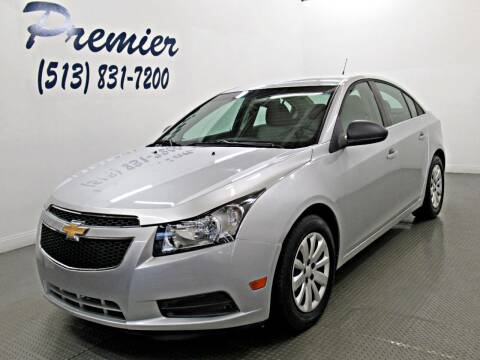 2011 Chevrolet Cruze for sale at Premier Automotive Group in Milford OH