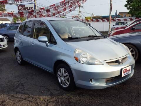 2007 Honda Fit for sale at Car Complex in Linden NJ