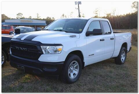 2019 RAM Ram Pickup 1500 for sale at STRICKLAND AUTO GROUP INC in Ahoskie NC
