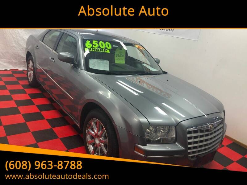 2007 Chrysler 300 for sale at Absolute Auto in Baraboo WI