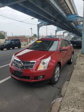 2010 Cadillac SRX for sale at Key and V Auto Sales in Philadelphia PA