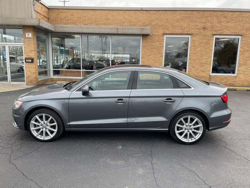 2015 Audi A3 for sale at Auto Sport INC in Grand Rapids MI