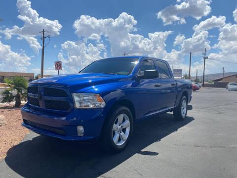 2015 RAM Ram Pickup 1500 for sale at SPEND-LESS AUTO in Kingman AZ