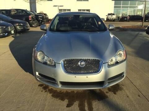 2010 Jaguar XF for sale at Cj king of car loans/JJ's Best Auto Sales in Troy MI