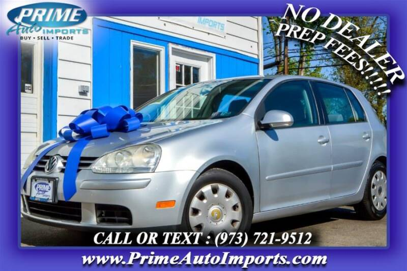 2009 Volkswagen Rabbit for sale in Bloomingdale, NJ