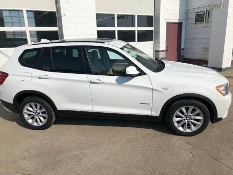 2013 BMW X3 for sale at AUTOSPORT in La Crosse WI