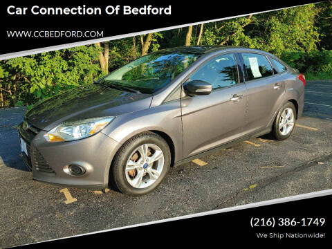 2014 Ford Focus for sale at Car Connection of Bedford in Bedford OH