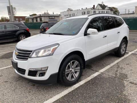2017 Chevrolet Traverse for sale at NYC Motorcars in Freeport NY