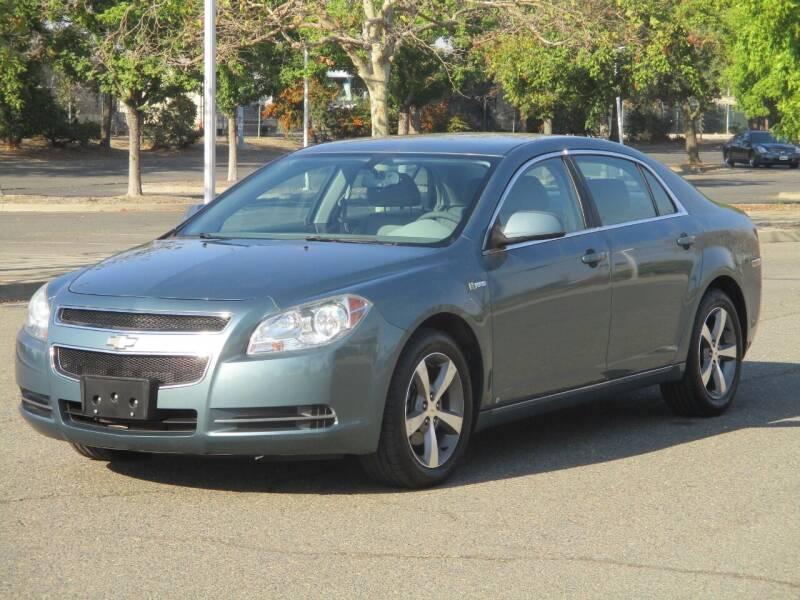 2009 Chevrolet Malibu Hybrid for sale at General Auto Sales Corp in Sacramento CA