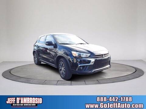 2018 Mitsubishi Outlander Sport for sale at Jeff D'Ambrosio Auto Group in Downingtown PA