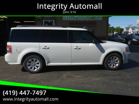2010 Ford Flex for sale at Integrity Automall in Tiffin OH