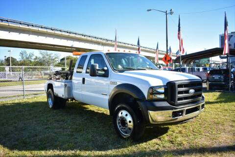 2007 Ford F-550 Super Duty for sale at STS Automotive - Miami, FL in Miami FL