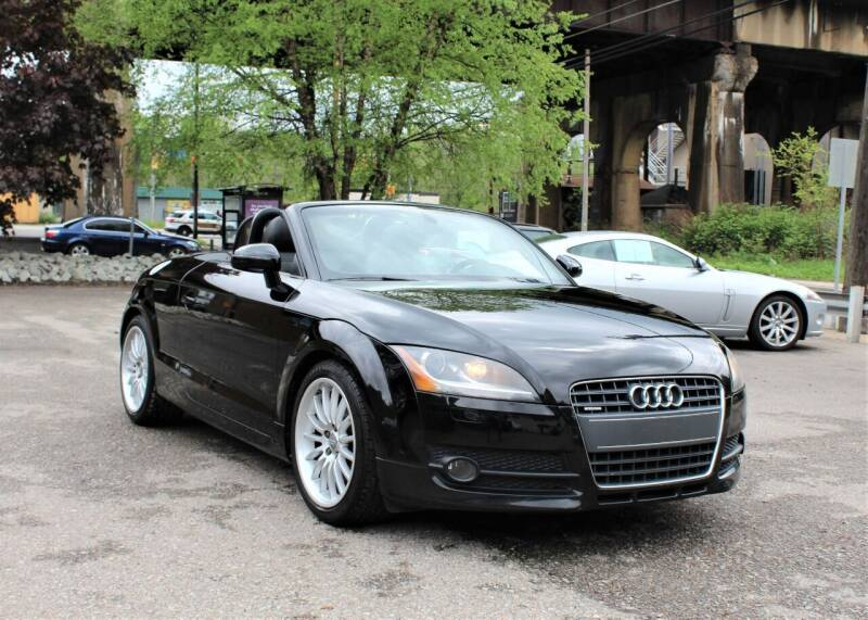 2009 Audi TT for sale at Cutuly Auto Sales in Pittsburgh PA