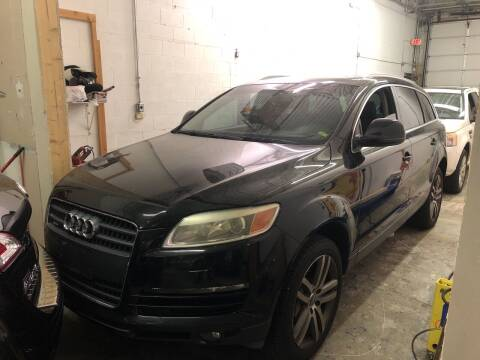2009 Audi Q7 for sale at Cargo Vans of Chicago LLC in Mokena IL