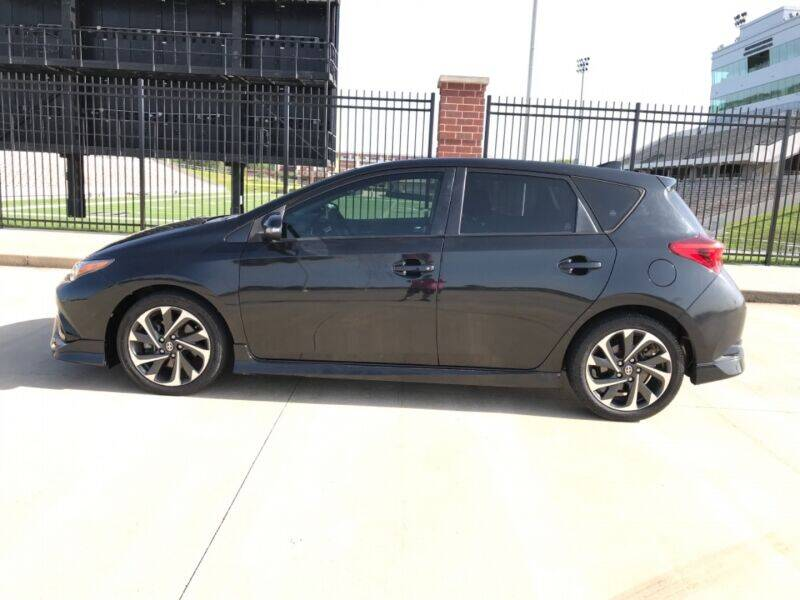 2016 Scion iM for sale at ALL AMERICAN FINANCE AND AUTO in Houston TX
