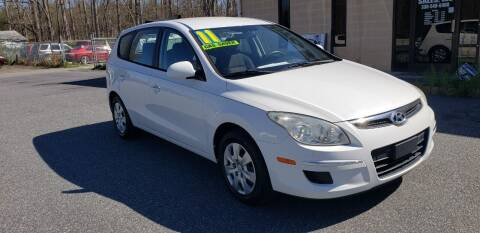 2011 Hyundai Elantra Touring for sale at 220 Auto Sales LLC in Madison NC
