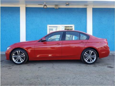 2016 BMW 3 Series for sale at Khodas Cars in Gilroy CA