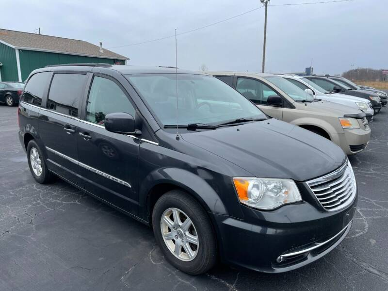 2011 Chrysler Town and Country for sale at Pine Auto Sales in Paw Paw MI