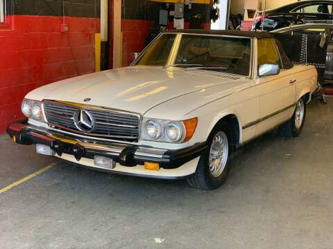 1979 Mercedes-Benz 450 SL for sale at Milford Automall Sales and Service in Bellingham MA