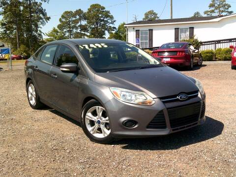 2014 Ford Focus for sale at Let's Go Auto Of Columbia in West Columbia SC